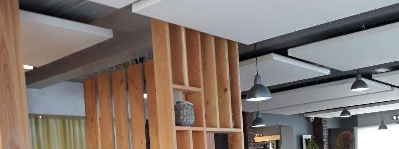 comment r duire le bruit dans mon restaurant. Black Bedroom Furniture Sets. Home Design Ideas