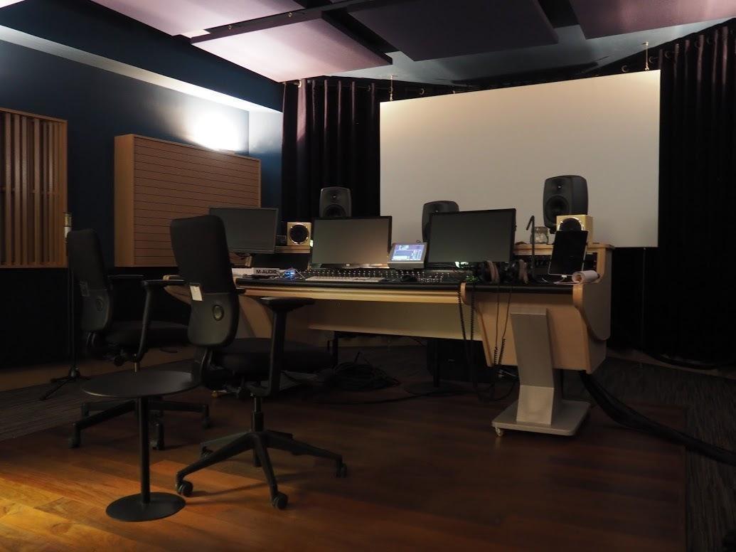 Traitement Acoustique Studio4