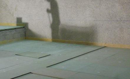 Plancher acoustique isolant - Isolation phonique plancher ...